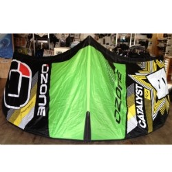 DEMO 2015 Ozone Catalyst 8m Green