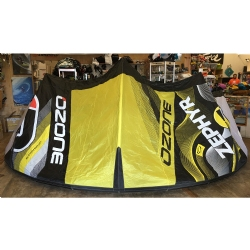 USED 2015 Ozone Zephyr 17m Yellow Kite Only