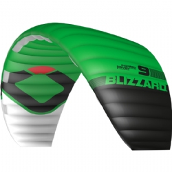 Ozone Blizzard V1 Snow Kite Complete - 20% off