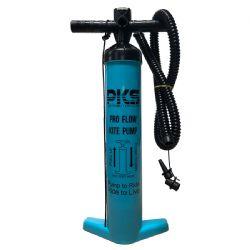 PKS MEGA Pro Flow V2 Kite Pump 24 inches For Kiteboarding SUP