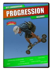 Progression Beginner Landboarding Instructional DVD