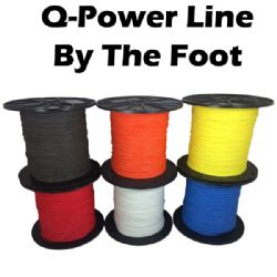 Q-PowerLine Pro Fly Line by the Foot