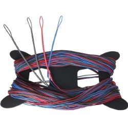 Q-PowerLine Pro Kiteboarding Fly Line Set