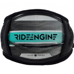 2017 Ride Engine Silver Elite Waist Harness