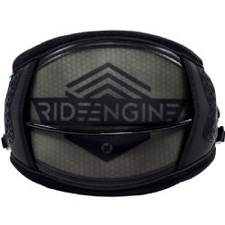2017 Ride Engine Hex Core Waist Harness - Gun Metal Grey
