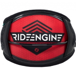 2017 Ride Engine Hex Core Waist Harness - Iridium Red - 15% Off