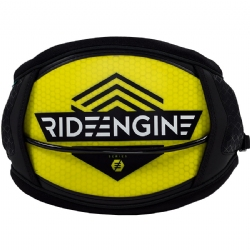 2017 Ride Engine Hex Core Waist Harness - Volt Yellow - 15% Off + FREE Spreader Bar