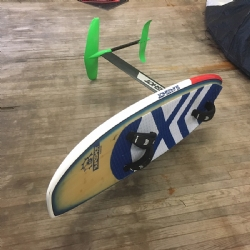 2016 Alien Air & Hoverglide NF2 Foil (shop demo)