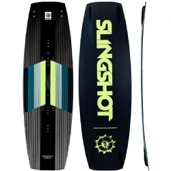2018 Slingshot Refraction Twintip Kiteboard
