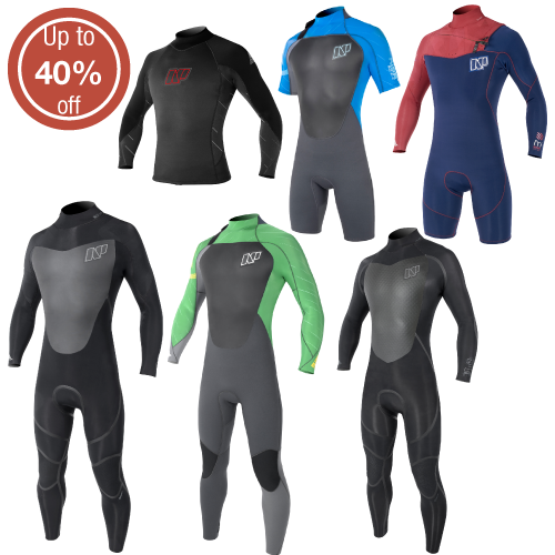 Wetsuits for All Seasons & Budgets